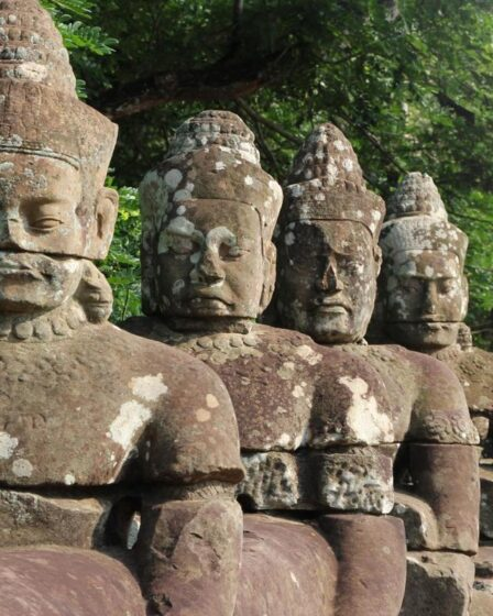 Kambodscha Siem Reap (Angkor Wat)
