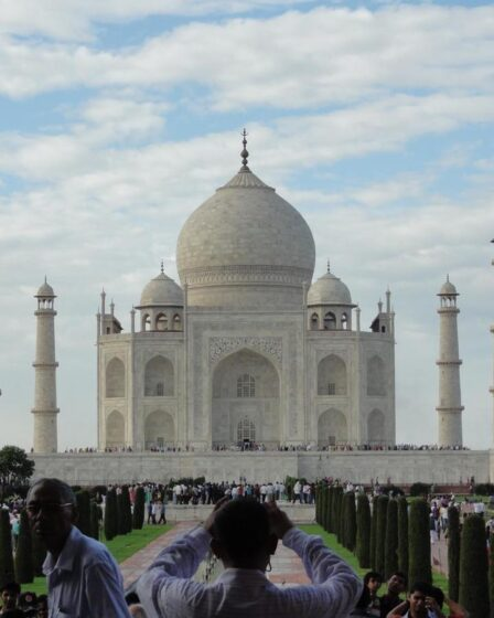 Indien - Agra (Taj Mahal)