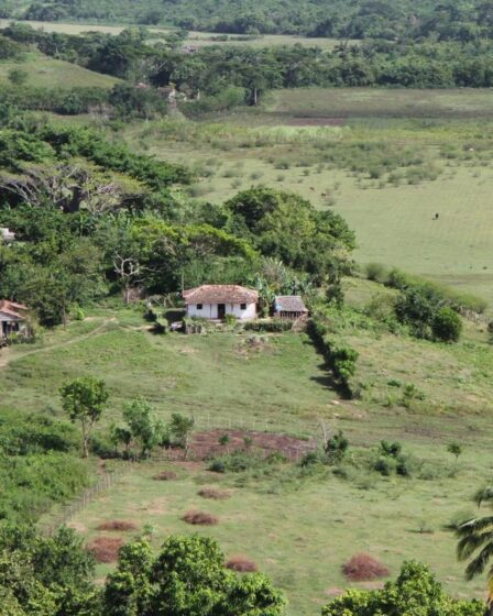Kuba - Manaca Iznaga