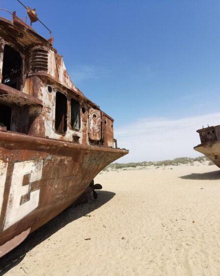 Usbekistan - Nukus & Aral Sea