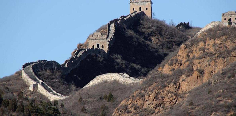China - Simatai - Chinesische Mauer