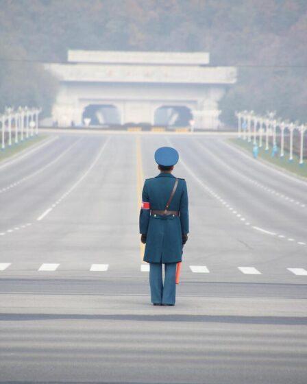 Nordkorea - Pjöngjang