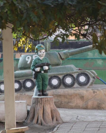 Nordkorea - Nampo