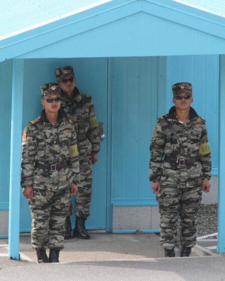 Nordkorea - Demilitarized Zone