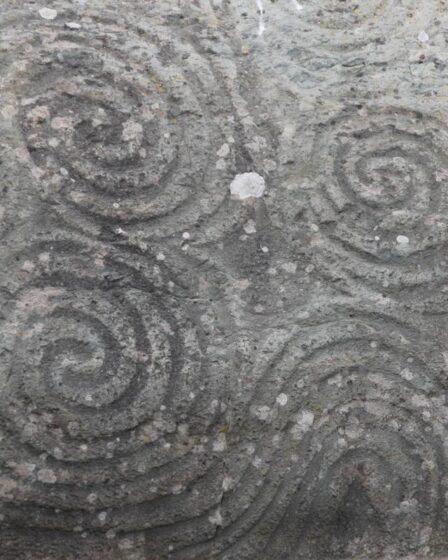 Irland - Newgrange
