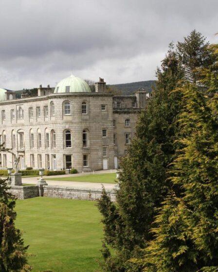 Irland - Powerscourt Bray