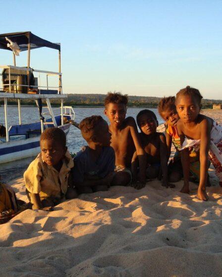 Madagaskar - Tsirbihina (Fluss)