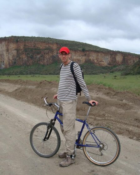 Kenia - Hell's Gate (Nationalpark)