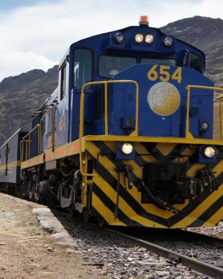 Peru - Puno & Anden Express