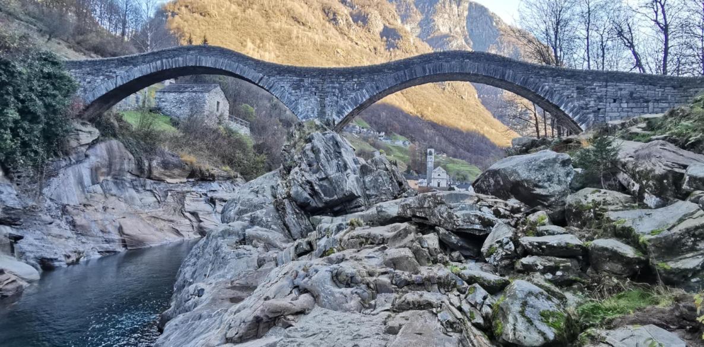 Schweiz - Valle Verzasca