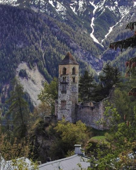 Schweiz - Sent