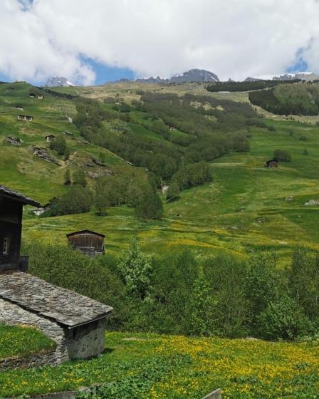 Schweiz - Vals